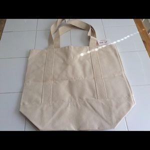 Bags - Canvas Beach Tote